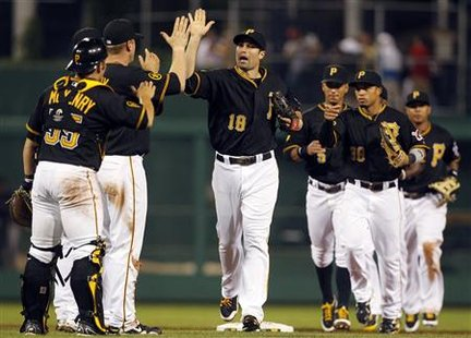 Pittsburgh Pirates In 2011: Flashback To A Year Of Improbability