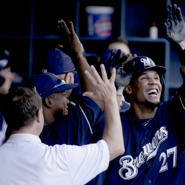 Brewers Beat Pirates In Wild One To Complete Series Sweep