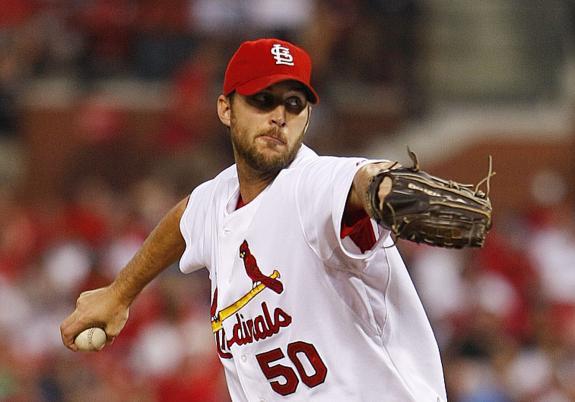Wainwright, Cardinals Pick Apart Pirates