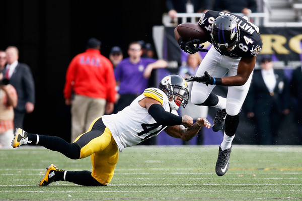 Steelers Playoff Chances Damaged In Loss to Ravens 20-17