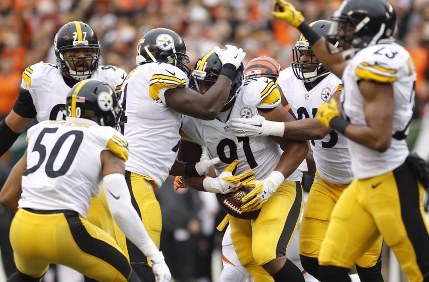Steelers Handle Bengals 33-20