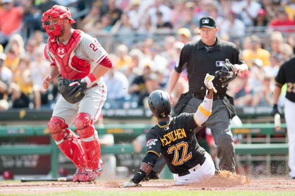 Five-Run Fifth Lifts Pirates to 7-4 Victory