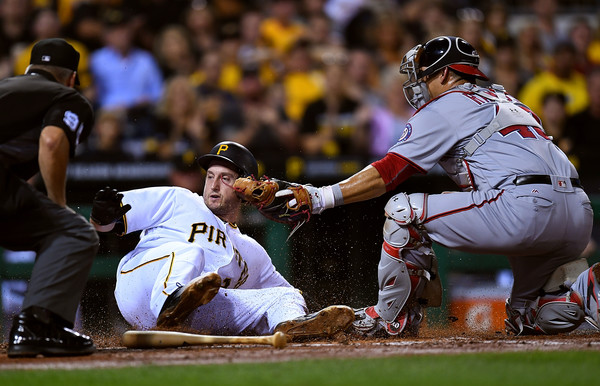 Pirates Rally Late, Beat Nationals In Extra Innings