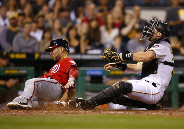 Sloppy Bucs Fall To Nationals 6-1