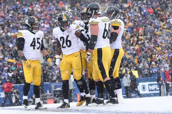 Bell, Steelers Beat Bills 27-20