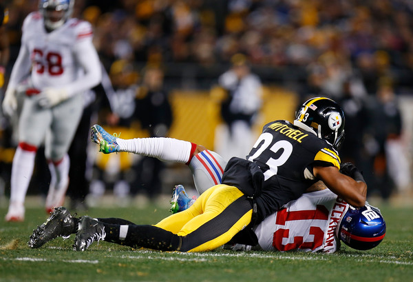 Steelers Stay In Division Race, Defeat Giants 24-14