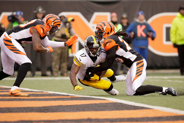 Steelers Use Late Comeback To Tame Bengals