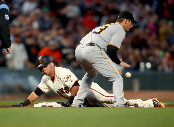 Taillon Beat Up By Giants