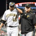 Nova Exits With Injury, Pirates Lose 5-4
