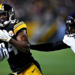 Steelers Clinch Division With Nail Biting Win