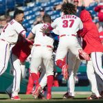Phillies Complete Sweep, Beat Bucs 3-2
