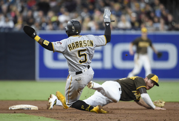 Pirates Open Series With Win Over Padres