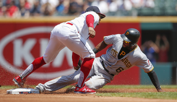 Pirates Winning Streak Snapped By Indians