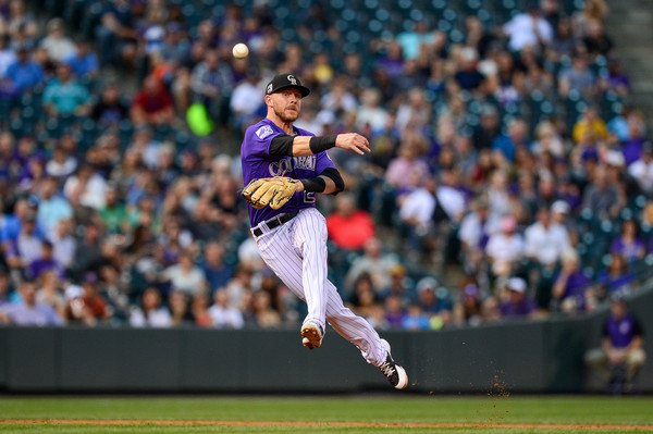 Pirates Open Trip With Loss To Rockies