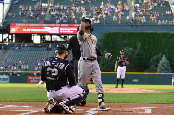 Pirates Rout Rockies 10-2