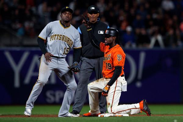 Pirates Comeback Falls Short To Giants