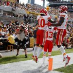 Steelers Open Home Schedule With Loss To Chiefs