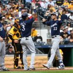 Sloppy Play Dooms Pirates Against Brewers