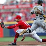 Offense Struggles, Pirates Lose 3-0