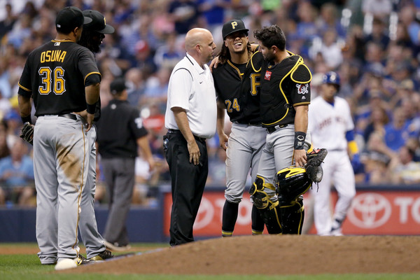 Archer, Pirates Fall To Brewers 7-4