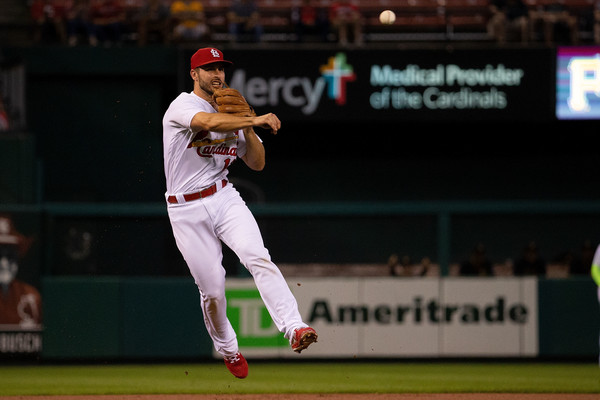 Cardinals Score Four In Eighth, Beat Pirates 8-7