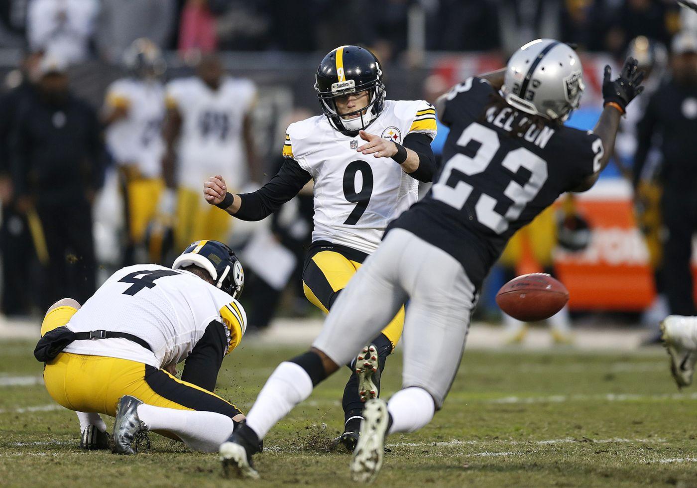 Raiders Hand Steelers Third Straight Loss