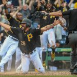 Newman Sends Pirates Home Winners In Extras