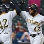 Marte Party Wins It In Extras For Pirates