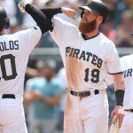 Pirates Home Runs Topple Rockies