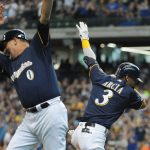Brewers Complete Sweep, Beat Pirates 4-3