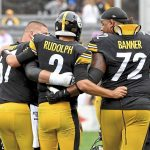 Steelers Lose Rudolph, Fall to Ravens