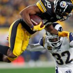 Steelers Beat Rams In Sloppy Game At Heinz Field