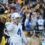 Vinatieri Miss Seals Steelers Victory