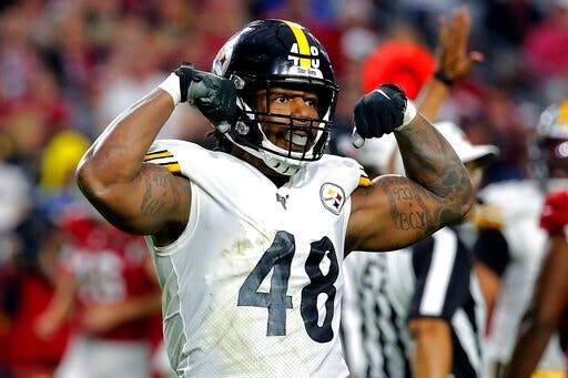 Steelers Keep Grinding, Beat Cardinals