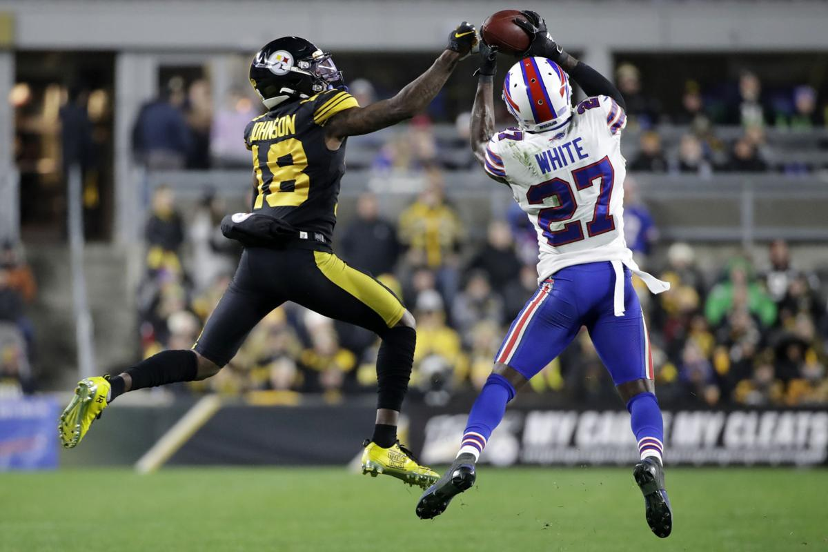 Steelers Out Of Sync In Loss To Bills