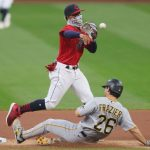 Pirates Lose Late Lead, Fall To Indians