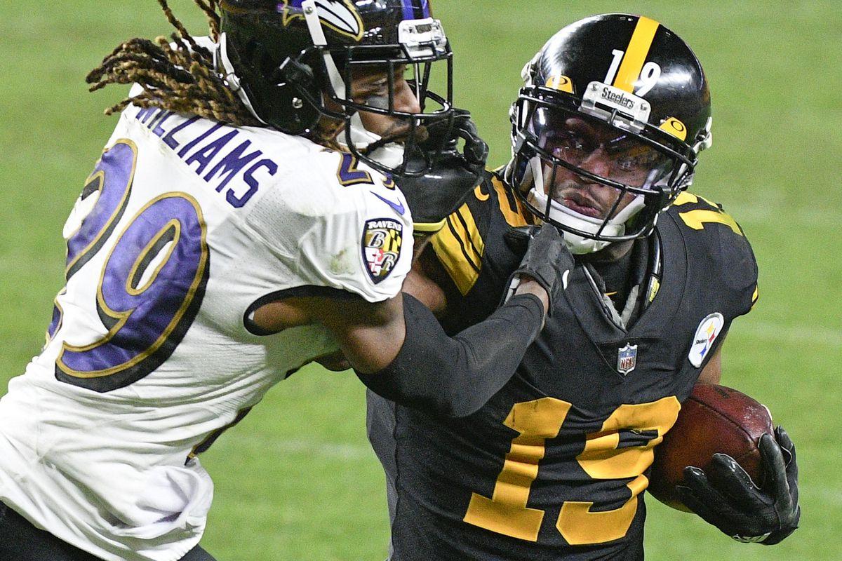 Steelers Win After Strange Week