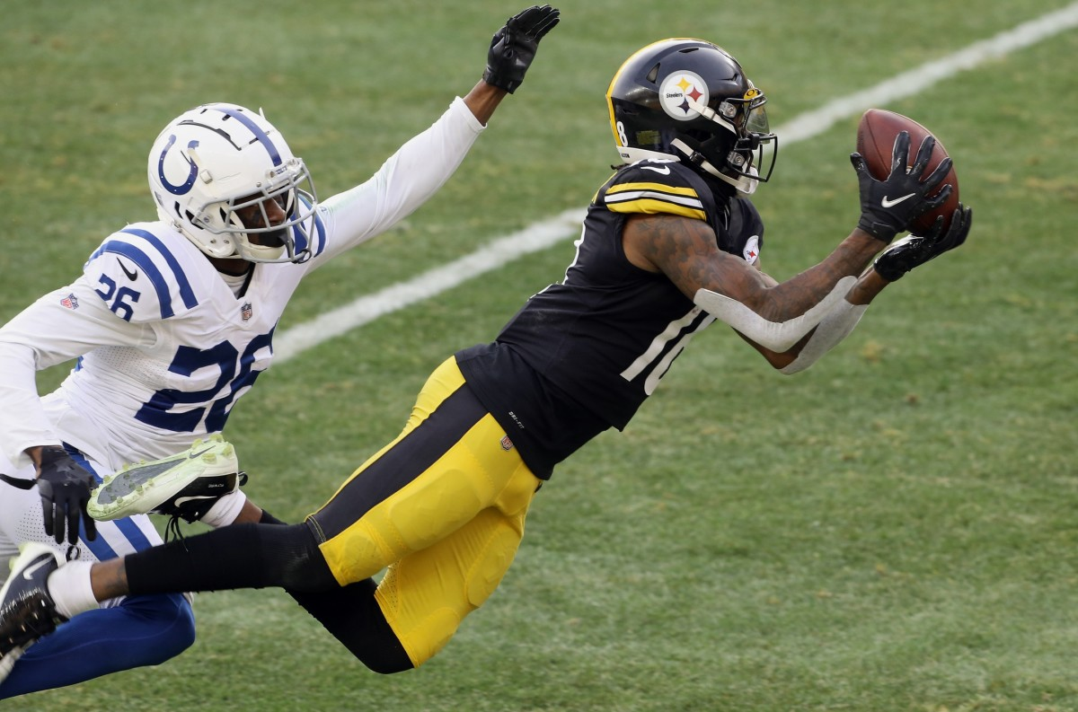 Steelers Snap Losing Skid, Clinch AFC North Title