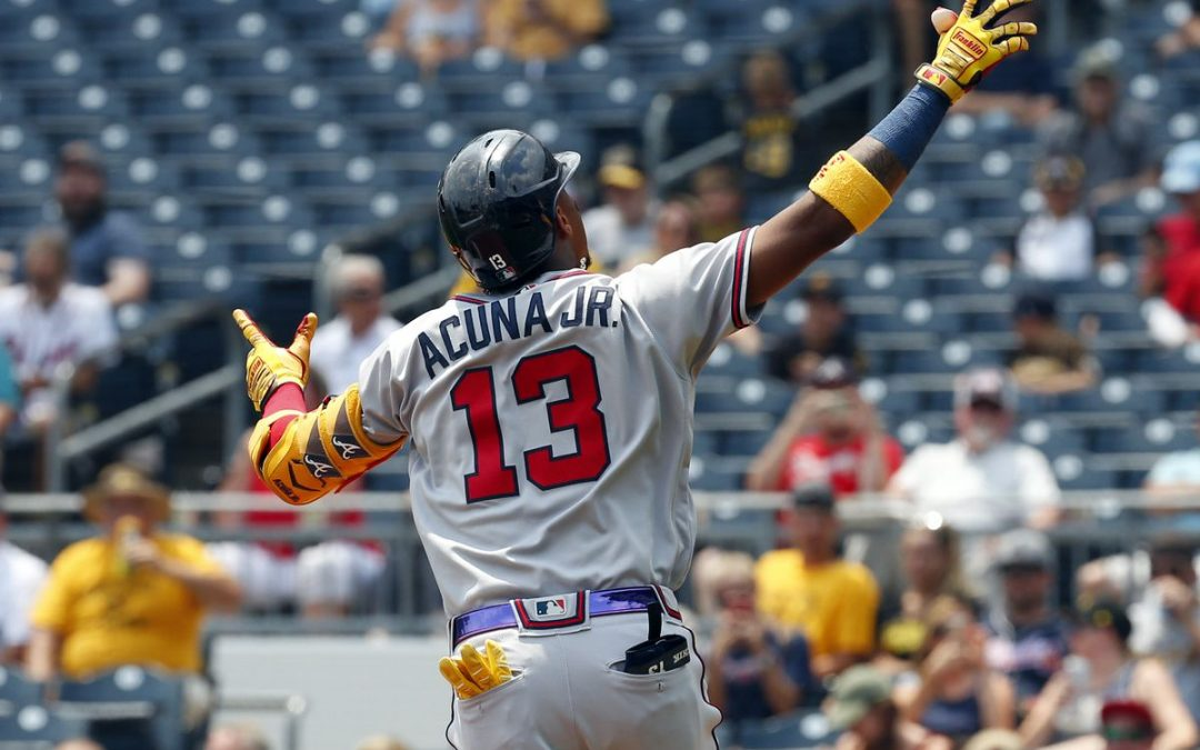 Pirates Can't Complete Sweep, Suffer Blowout Loss To Braves
