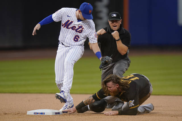 Pirates Roughed Up In Opener vs. Mets