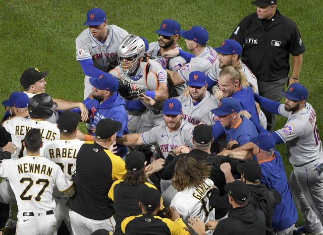 Pirates Begin Second Half With Victory Over Mets