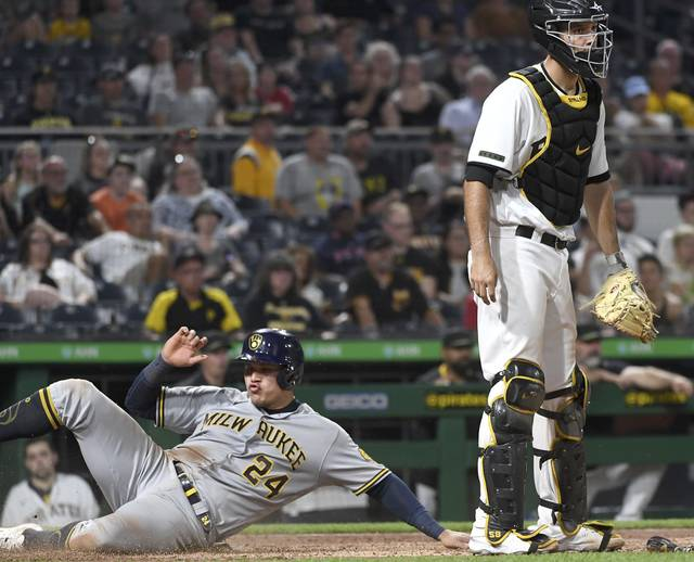 Pirates Roughed Up By Brewers Once Again