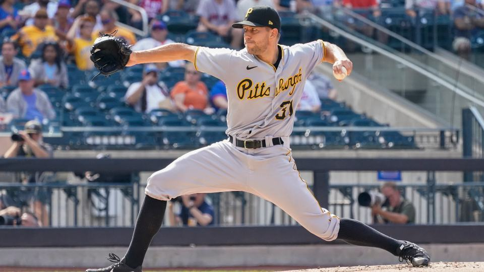 Anderson, Reynolds Lead Pirates Over Mets