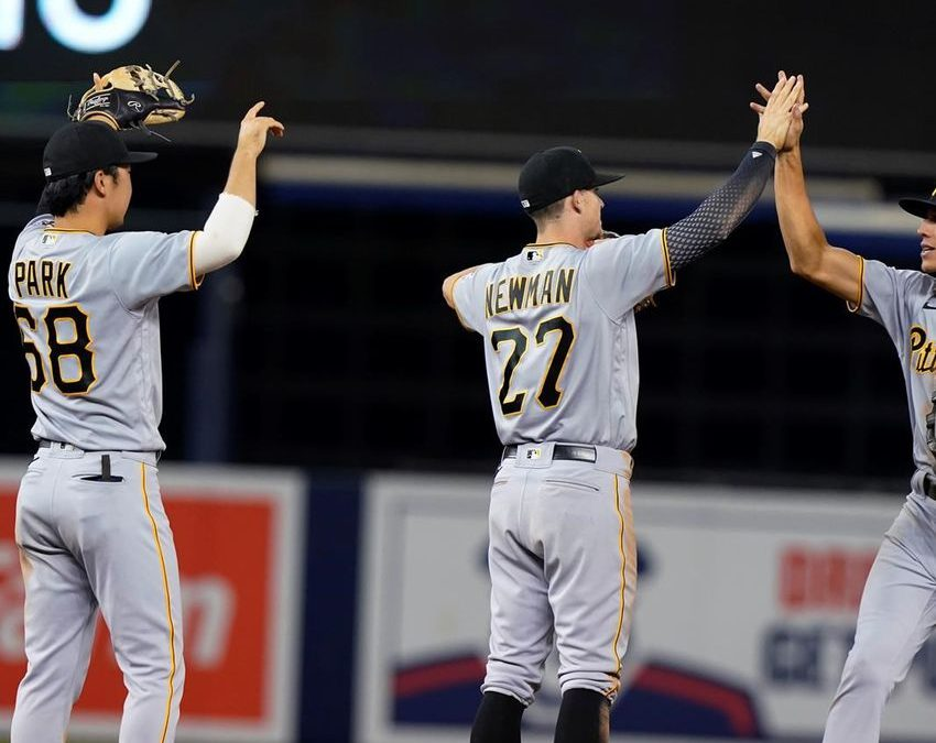 Pirates Beat Marlins, Set Up Another Sweep Opportunity