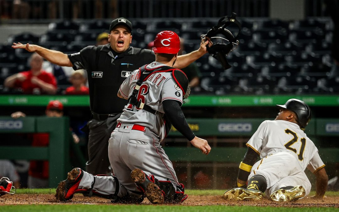 Pirates Walk It Off On Clemente Day