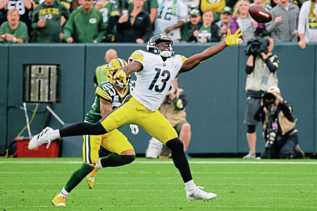 Steelers Lose Third Straight Game