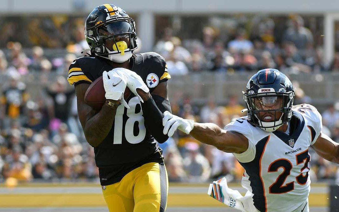 Steelers Snap Skid, Beat Broncos 27-19