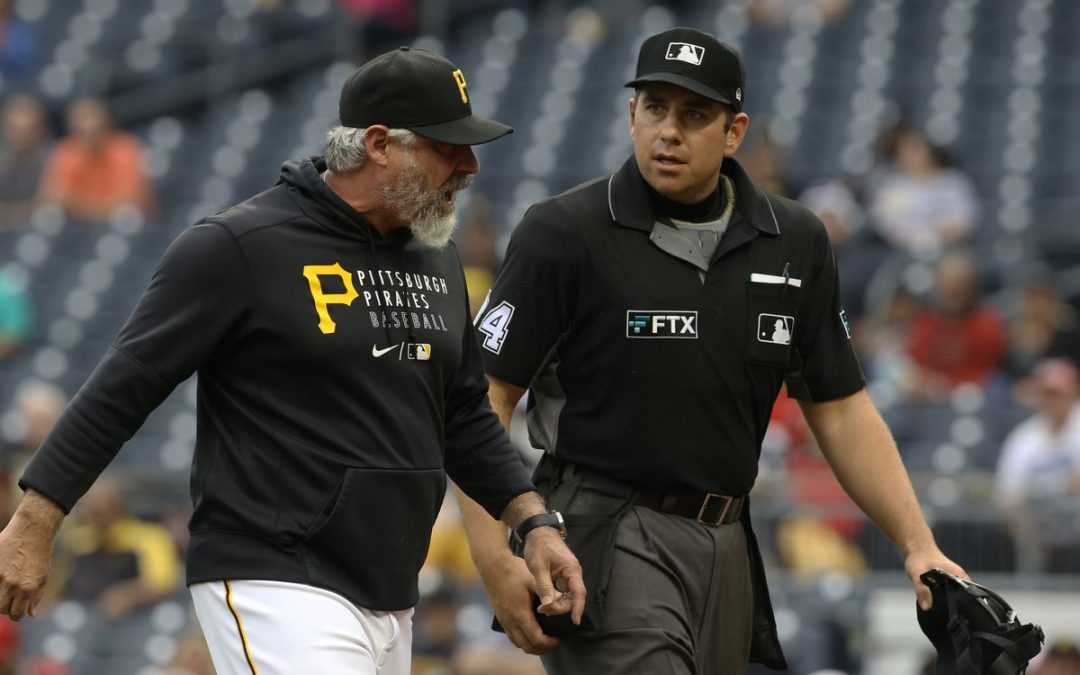 Pirates End Season With Loss To Reds